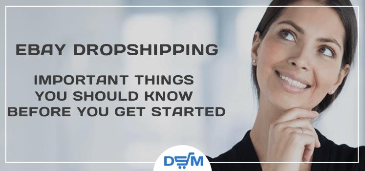 eBay dropshipping, dsmtool
