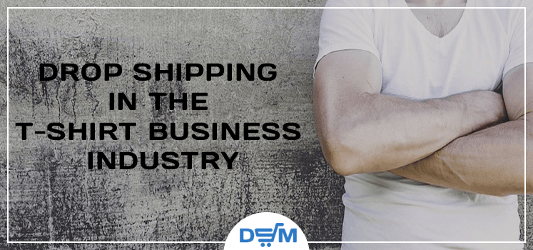 earn three ways with drop shipping in the t shirt business