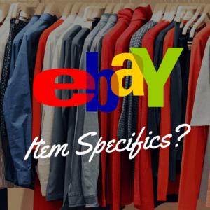 ebay item specifics