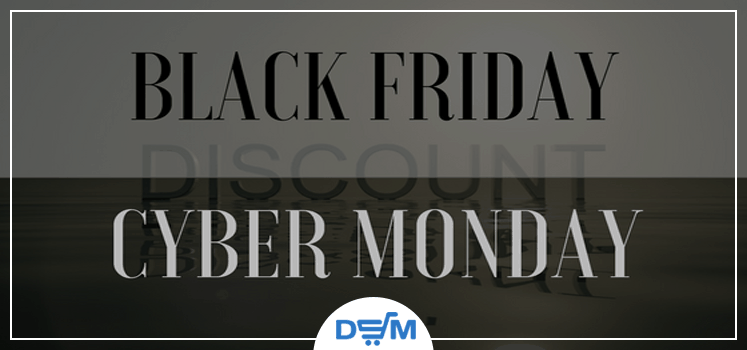 Dropshipping on Black Friday Cyber Monday