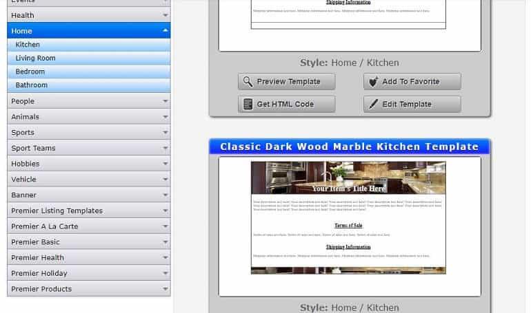 ebay templates tool