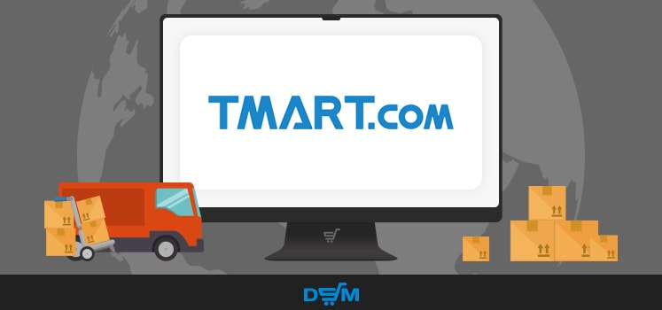 Drop Shipping Suppliers Guide: How to Dropship from Tmart