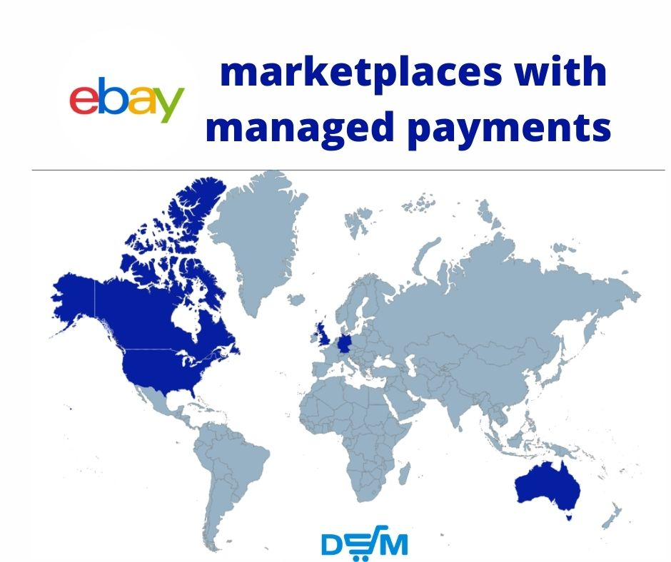 Ebay managed payments marketplaces